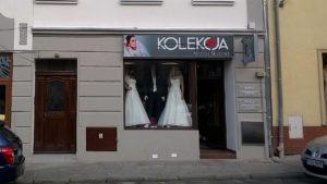 Brautsalon KOLEKCJA-Brautmode; Zary, Polen, Lausitz, Hochzeitskleider nach Maß, kontakt