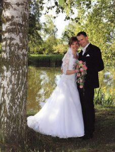 Brautkleider, Hochzeitskleid, Zary, Polen, Wedding