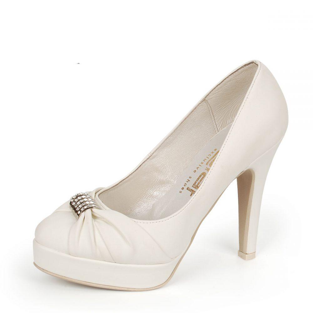 Buty Model 061; Buty do sukni ślubnej KOLEKCJA-Moda Ślubna, Żary, lubuskie