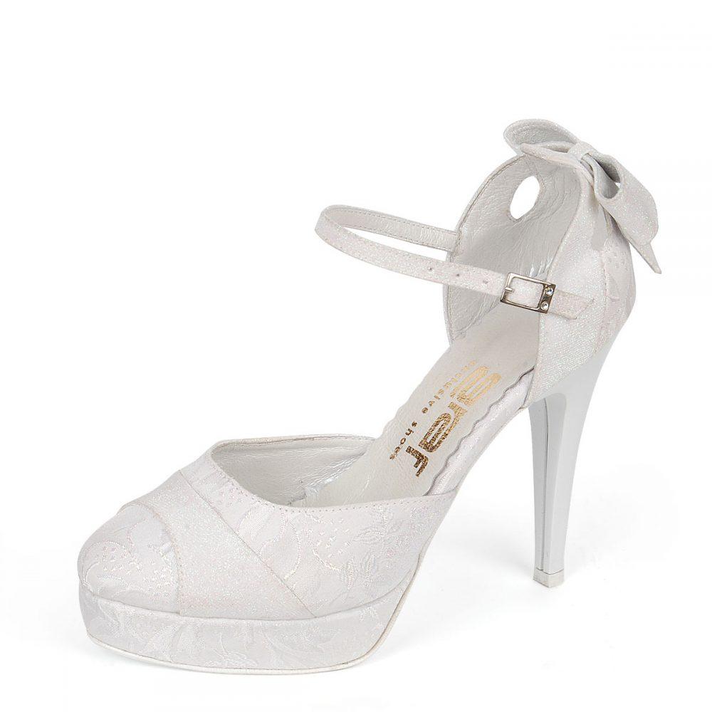Buty do sukni ślubnej Model 069; KOLEKCJA-Moda Ślubna; Żary, lubuskie