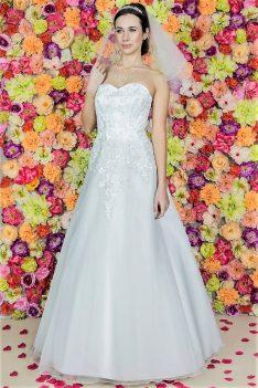 Suknia ślubna Model 518; Suknie ślubne, szycie miarowe, szycie na miarę, producent, suknia ślubna, moda ślubna, salon sukien ślubnych, suknie ślubne galeria, zdjęcia sukni ślubnych, krótkie suknie ślubne, długie suknie ślubne, klasyczne suknie ślubne, koronkowe suknie ślubne, suknia, ślub, zielona góra, panna młoda, wesele, żary, żagań, słubice, świebodzin, sulechów, krosno odrzańskie, nowogród bobrzański, gubin, nowa sól, lubuskie, dolnośląskie, Brautkleider, Hochzeitskleid, Brautmode, Brautkleid, Hochzeitskleider, mit Schleppe, Hochzeit , Hersteller, massgefertigte Brautkleider, Brautkleider nach Maß. Hochzeitsmode aus Polen, allen Größen, wedding, Polen, Zary, Guben, lausitz, Wedding dress, Cottbus, Dresden, Berlin, Anzüge