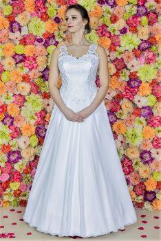 Suknia ślubna Model 714; Suknie ślubne, szycie miarowe, szycie na miarę, producent, suknia ślubna, moda ślubna, salon sukien ślubnych, suknie ślubne galeria, zdjęcia sukni ślubnych, krótkie suknie ślubne, długie suknie ślubne, klasyczne suknie ślubne, koronkowe suknie ślubne, suknia, ślub, zielona góra, panna młoda, wesele, żary, żagań, słubice, świebodzin, sulechów, krosno odrzańskie, nowogród bobrzański, gubin, nowa sól, lubuskie, dolnośląskie, Brautkleider, Hochzeitskleid, Brautmode, Brautkleid, Hochzeitskleider, mit Schleppe, Hochzeit , Hersteller, massgefertigte Brautkleider, Brautkleider nach Maß. Hochzeitsmode aus Polen, allen Größen, wedding, Polen, Zary, Guben, lausitz, Wedding dress, Cottbus, Dresden, Berlin, Anzüge