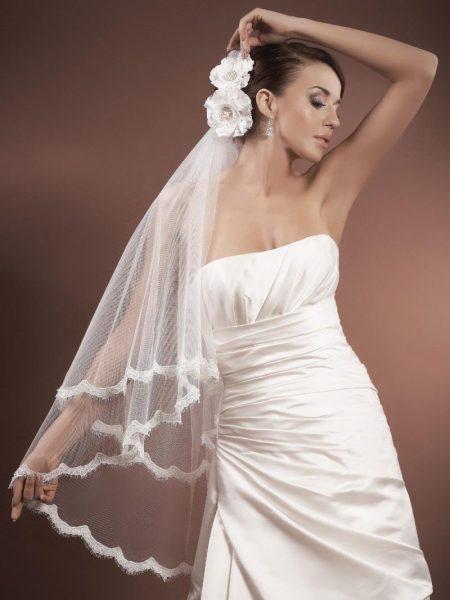 Welon Model 334; Suknie ślubne, szycie miarowe, szycie na miarę, producent, suknia ślubna, moda ślubna, salon sukien ślubnych, suknie ślubne galeria, zdjęcia sukni ślubnych, krótkie suknie ślubne, długie suknie ślubne, klasyczne suknie ślubne, koronkowe suknie ślubne, suknia, ślub, zielona góra, panna młoda, wesele, żary, żagań, słubice, świebodzin, sulechów, krosno odrzańskie, nowogród bobrzański, gubin, nowa sól, lubuskie, dolnośląskie,