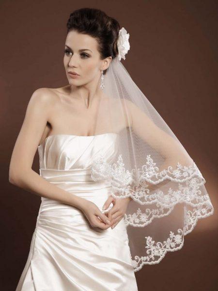 Welon Model 349; Suknie ślubne, szycie miarowe, szycie na miarę, producent, suknia ślubna, moda ślubna, salon sukien ślubnych, suknie ślubne galeria, zdjęcia sukni ślubnych, krótkie suknie ślubne, długie suknie ślubne, klasyczne suknie ślubne, koronkowe suknie ślubne, suknia, ślub, zielona góra, panna młoda, wesele, żary, żagań, słubice, świebodzin, sulechów, krosno odrzańskie, nowogród bobrzański, gubin, nowa sól, lubuskie, dolnośląskie,
