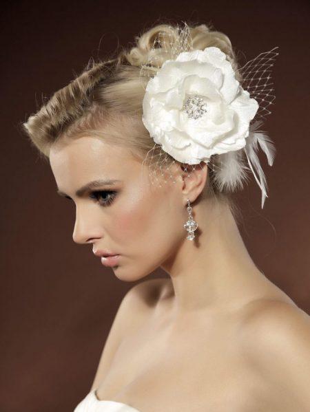 Fascynatory ślubne; Ozdoby do włosów, fascynatory, stroiki; KOLEKCJA-Moda Ślubna, Żary