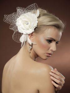 Ozdoba do włosów, fascynatory, stroiki; KOLEKCJA-Moda Ślubna, Żary, dodatki ślubne