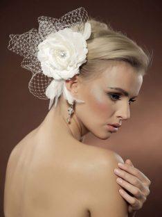 Ozdoba do włosów, fascynatory, stroiki; KOLEKCJA-Moda Ślubna, Żary