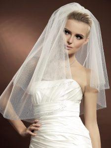 Welon ślubny Model Z 49 KOLEKCJA-Moda Ślubna