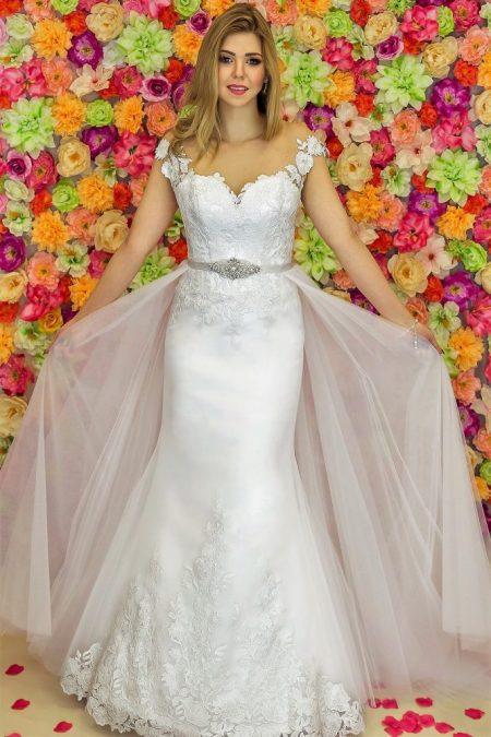 Suknia ślubna Model 918; Suknie ślubne, suknie ślubne szyte na miare, suknie ślubne na wymiar, suknie slubne duze rozmiary, suknia ślubna z rękawem 3/4, suknie ślubne szyte na miarę, producent sukni ślubnych, producent sukien ślubnych, szycie miarowe, szycie na miarę, producent, suknia ślubna, moda ślubna, salon sukien ślubnych, suknie ślubne galeria, zdjęcia sukni ślubnych, krótkie suknie ślubne, długie suknie ślubne, klasyczne suknie ślubne, koronkowe suknie ślubne, suknia, ślub, zielona góra, panna młoda, wesele, żary, żagań, słubice, świebodzin, sulechów, krosno odrzańskie, nowogród bobrzański, gubin, nowa sól, lubuskie, dolnośląskie, Rodzaje sukien ślubnych