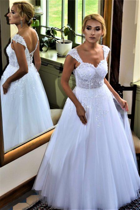 Suknia ślubna Model 014